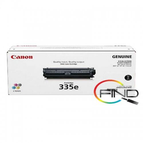 CANON CART 335E BLACK TONER for LBP841Cdn/ LBP843Cx Printer