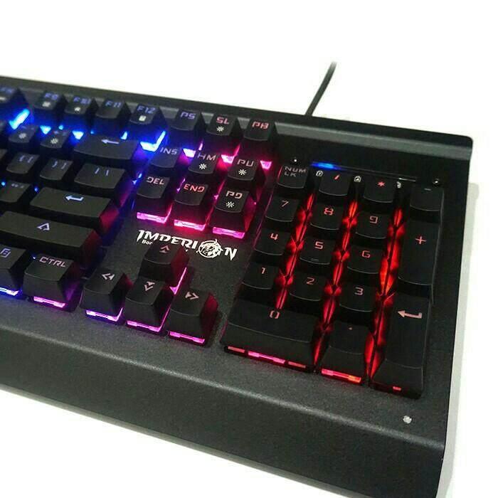 Imperion Membrane Mechanical MM1 MORTAR Keyboard