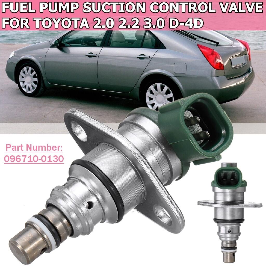 Automotive Tools & Equipment - Metal FUEL PUMP SUCTION CONTROL VALVE FOR TOYOTA 2.0 2.2 3.0 D-4D #096710-0130 - Car Replacement Parts