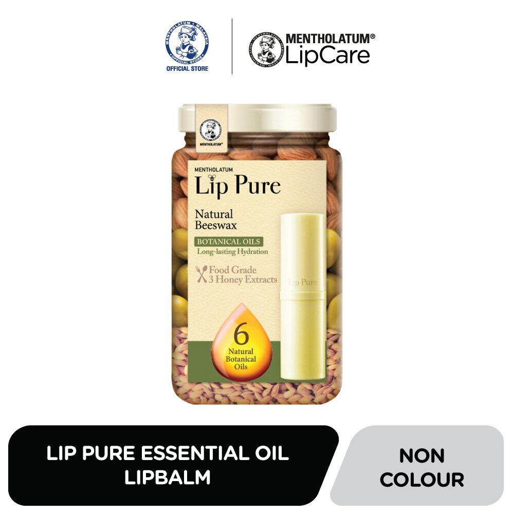 Mentholatum Lip Pure Botanical Oil (4g)