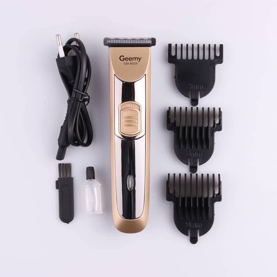 GEEMY GM-6028 Professional Rechargeable Hair Trimmer
