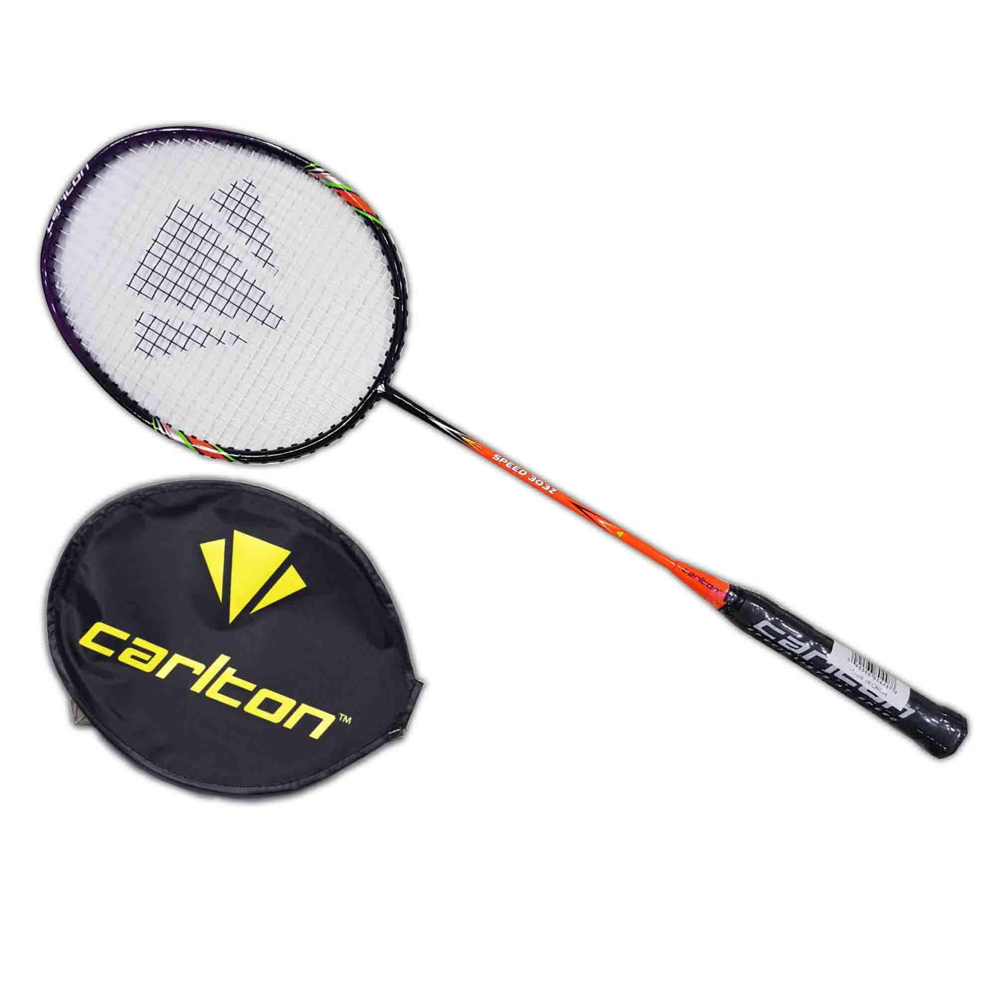 Carlton Badminton Racket Speed 303