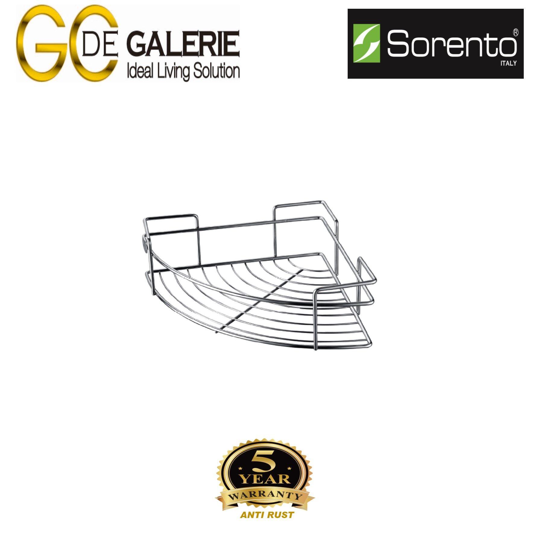 Sorento SRTBK7004-HP Bathroom/ Toilet Stainless Steel 304 Basket
