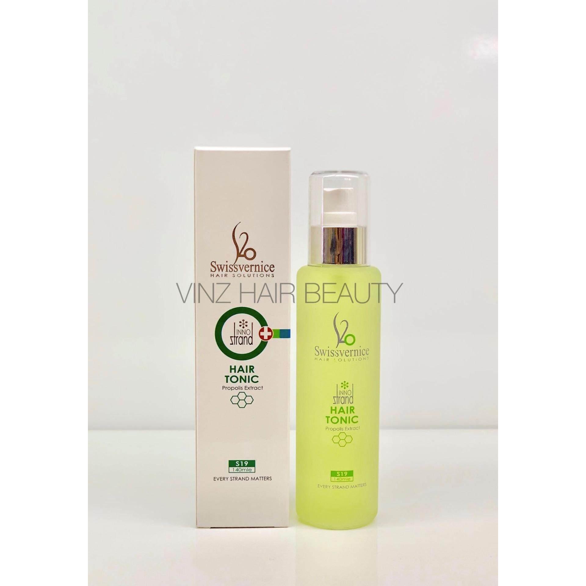 Swissvernice s2o Inno Strand Hair Tonic Propolis Extract 140ml