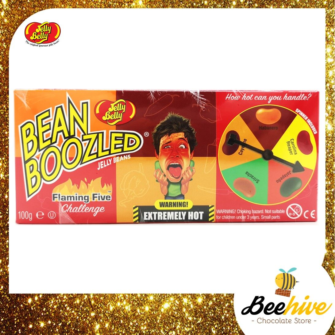 Jelly Belly Bean Boozled Flaming Five 100g