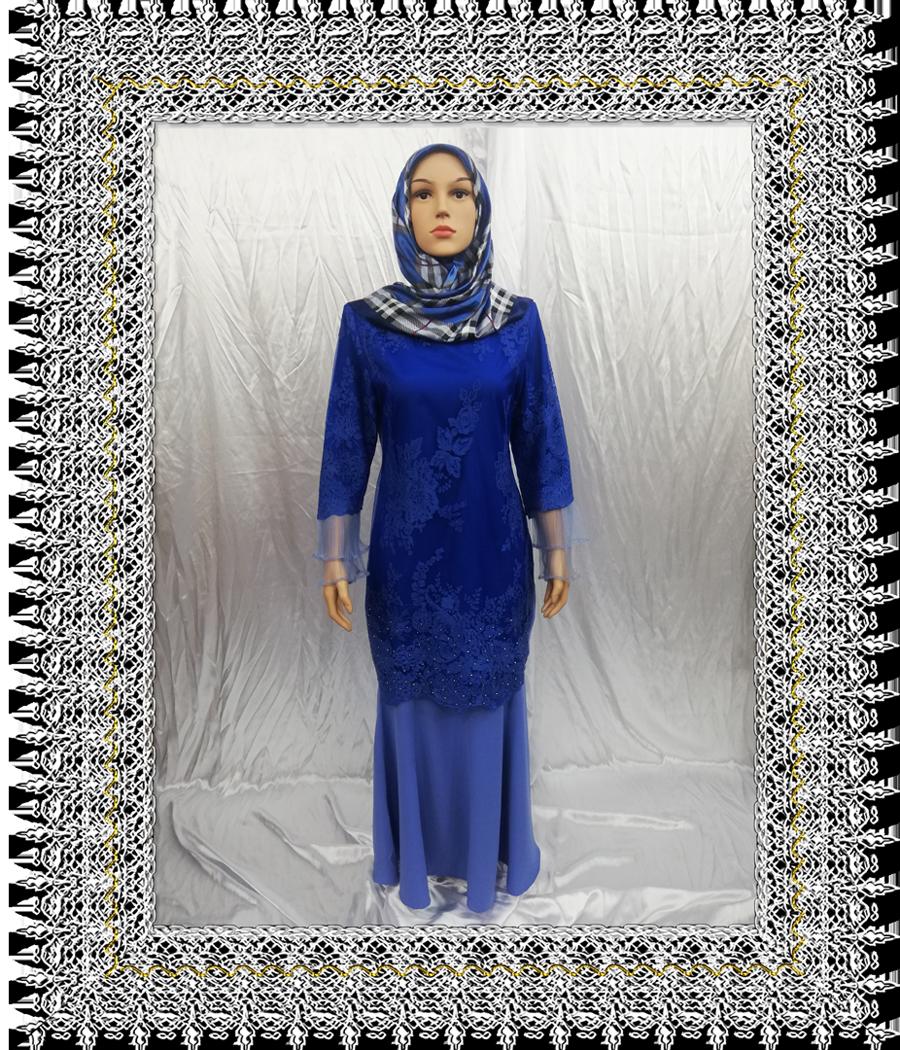 Price List Baju Kurung Fancy. Prada & Daimond Lace Terbaik