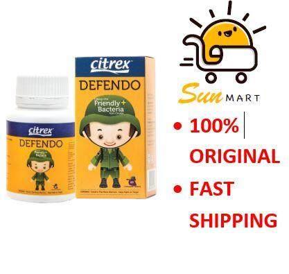 Citrex Defendo Friendly+ Bacteria 60's