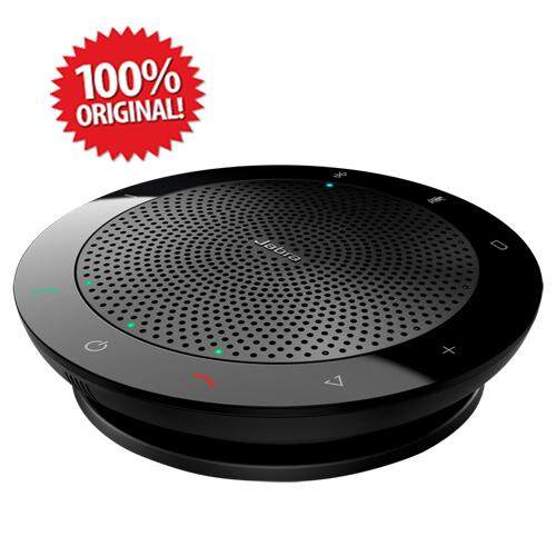 Jabra Speak 510 Portable USB and Wireless Bluetooth Conference Speakerphone (2 Years Warranty)