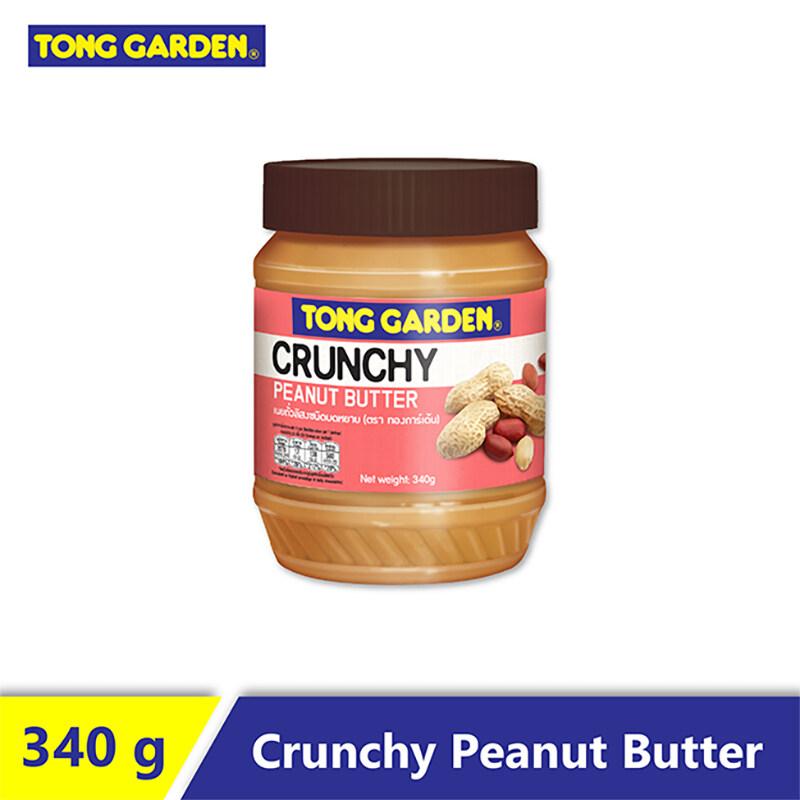 Tong Garden Crunchy Peanut Butter 340G