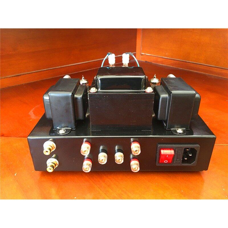 MINI 6J1 Push FU32 HiFi Tube Amplifier DIY Kit 3.5W+3.5W Audio Vacuum Tube Amp - MODEL 1 / MODEL 2