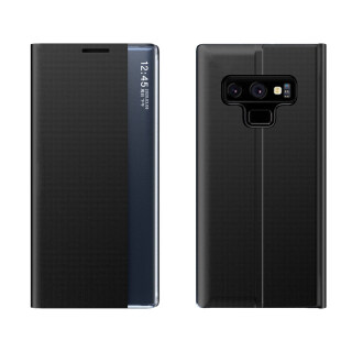 Bao da dạng gập hiển thị ngày giờ, bảo vệ điện thoại 360 độ chống trầy xước, chống nước, kích thước 6.4 inch dành cho điện thoại Galaxy Note 9 N960F BJONE - INTL thumbnail