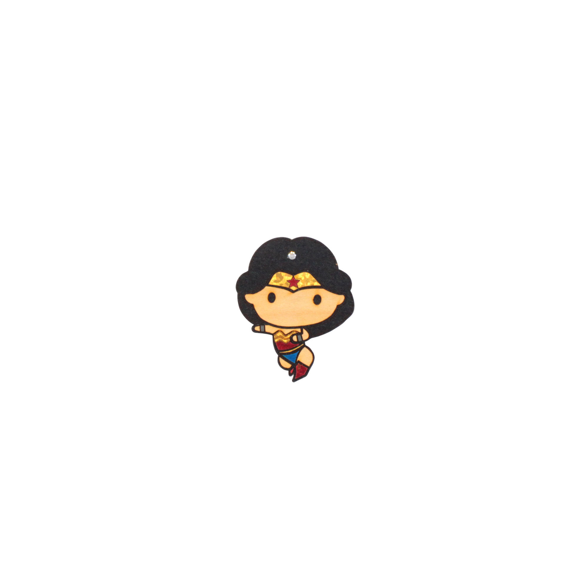 DC Comics Justice League Magnet - Chibi Wonder Women