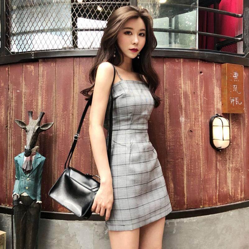 JYS Fashion Korean Style Women Midi Dress Collection 512-7277