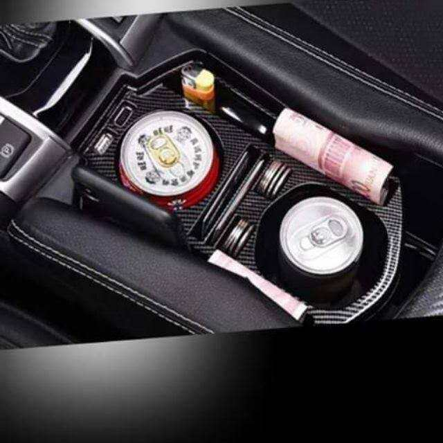 Honda Civic FC 2016 Cup Storage Tray USB(New Design)