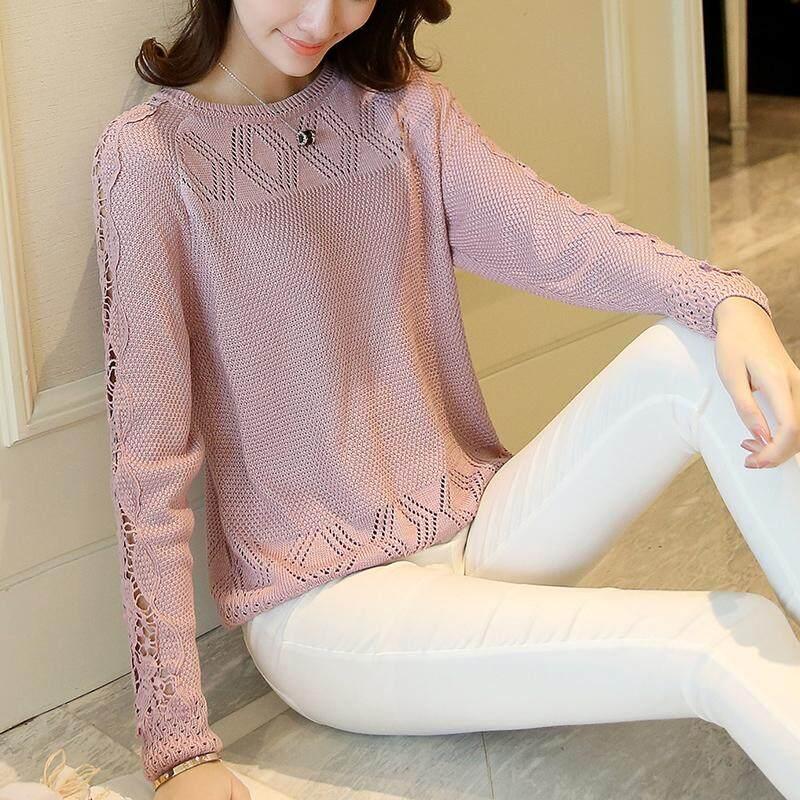 (Pre Order14 Days JYS Fashion Korean Style Women Knit TopCollection526-8716col525a-8716--Pink -S