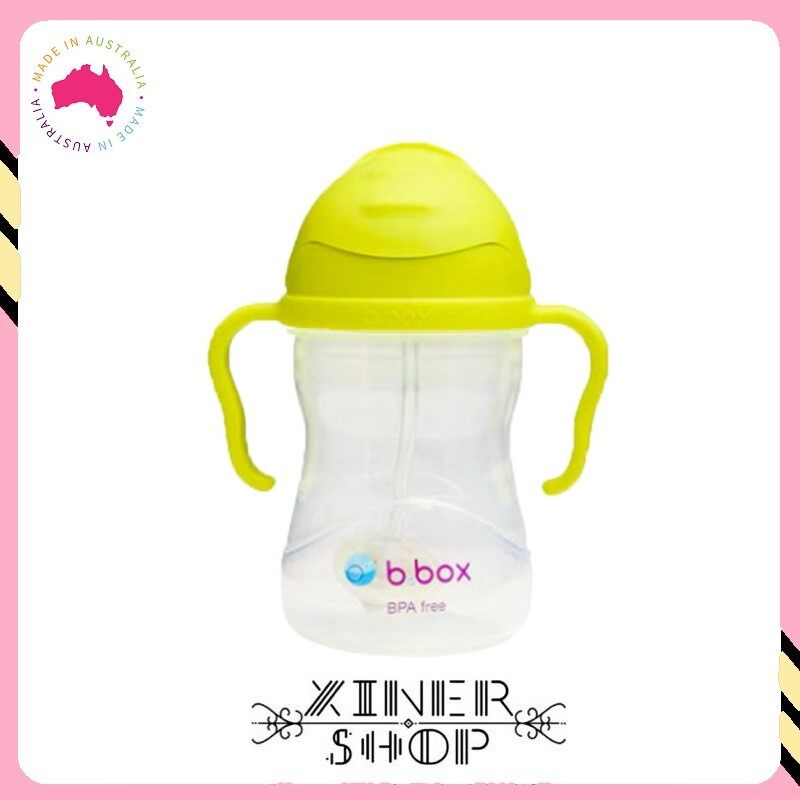 [Import From Australia] B.Box Sippy Cup Pineapple Green ( 240ml )