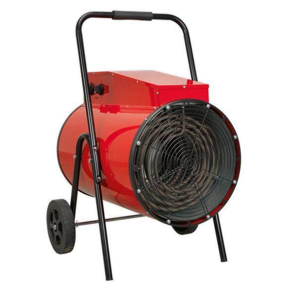 (Pre-order) Sealey Industrial Fan Heater 30kW 415V 3ph Model: EH30001