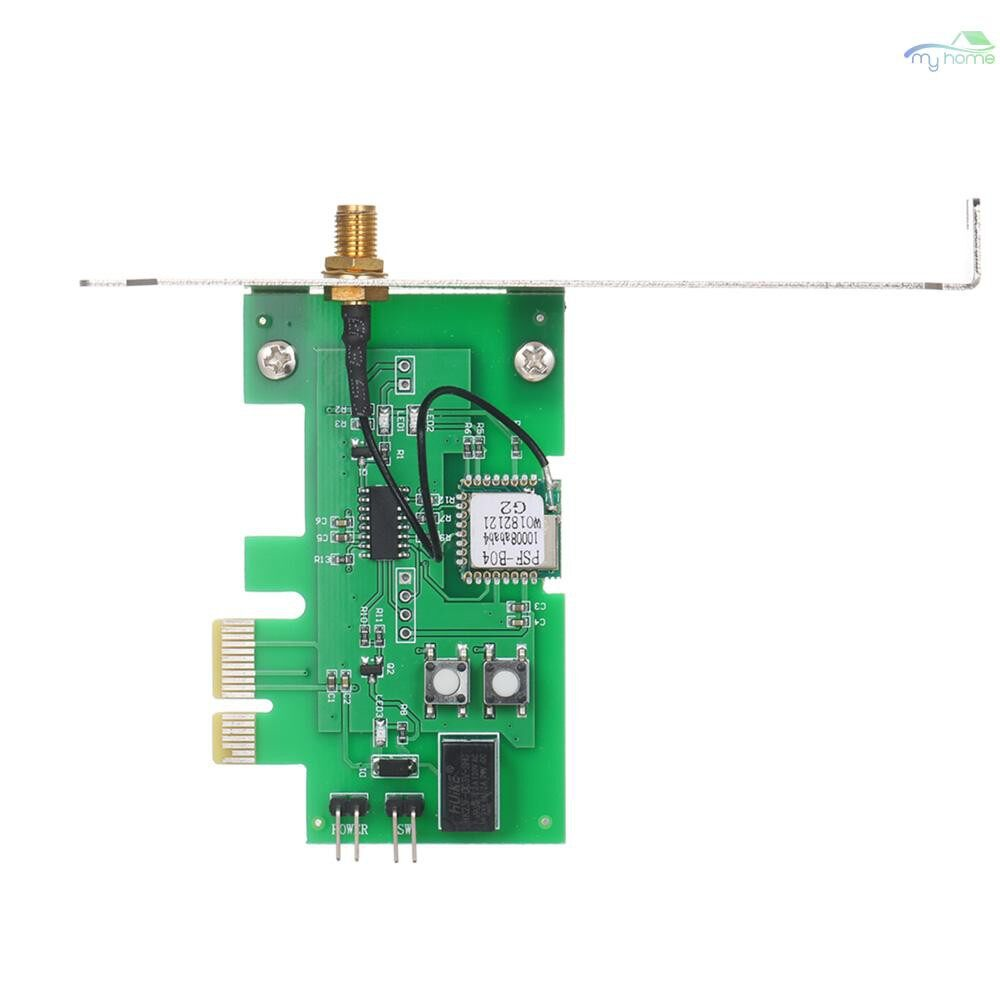 DIY Tools - Computer Remote Boot Card APP WIFI Support Mobile APP Remote Control Timing Control - GREEN