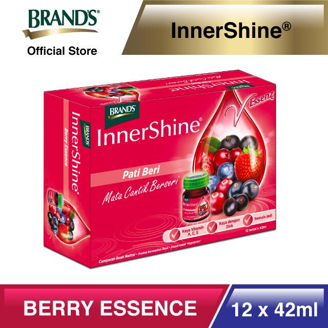 BRAND'S® InnerShine Berry Essence Single Pack (12's) - 12 bottles x 42ml