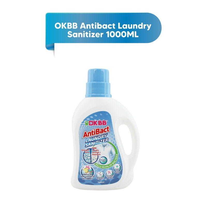 OKBB Antibact Laundry Sanitizer 1000ml