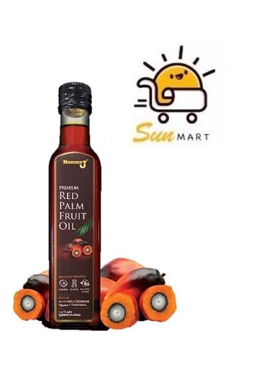 Mommy J Red Palm Fruit Oil (250ml)