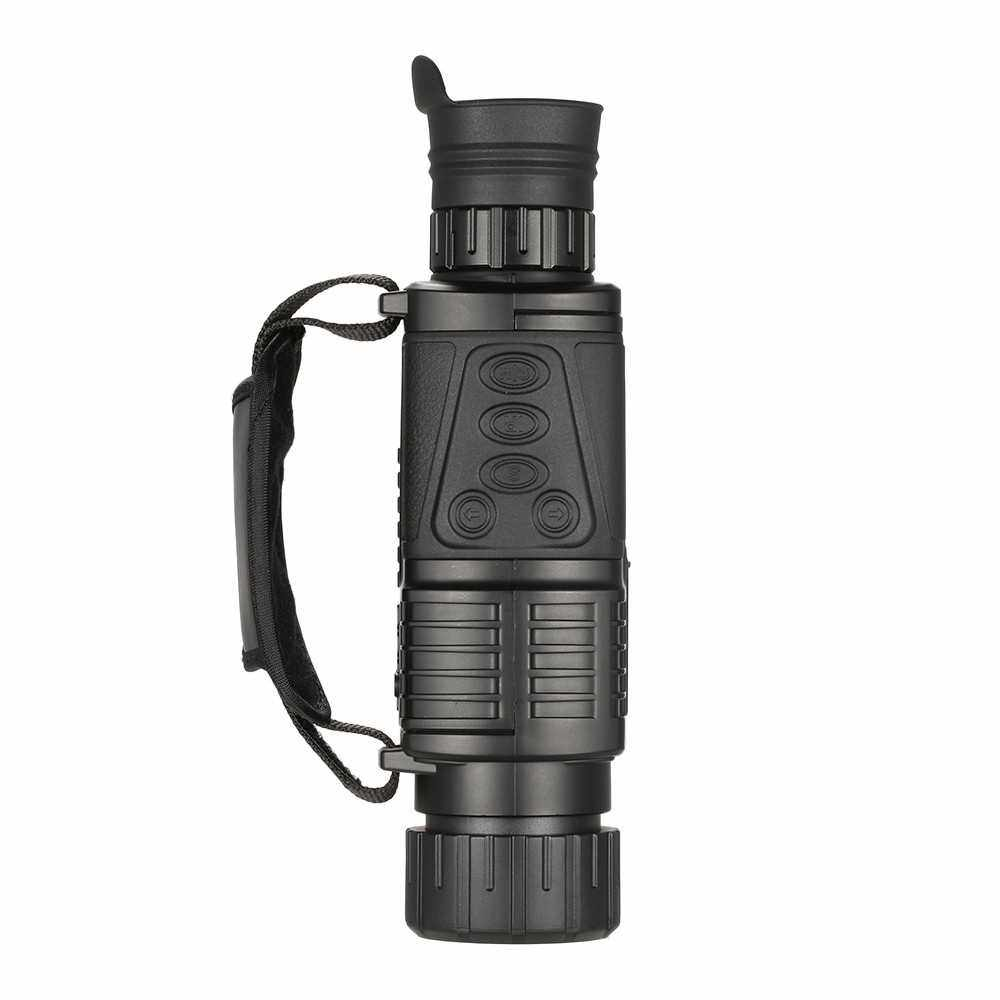 5x40 Multi-functional Digital Night Vision Monocular Telescope with Camera Video Recorder Camcorder Function (Standard)