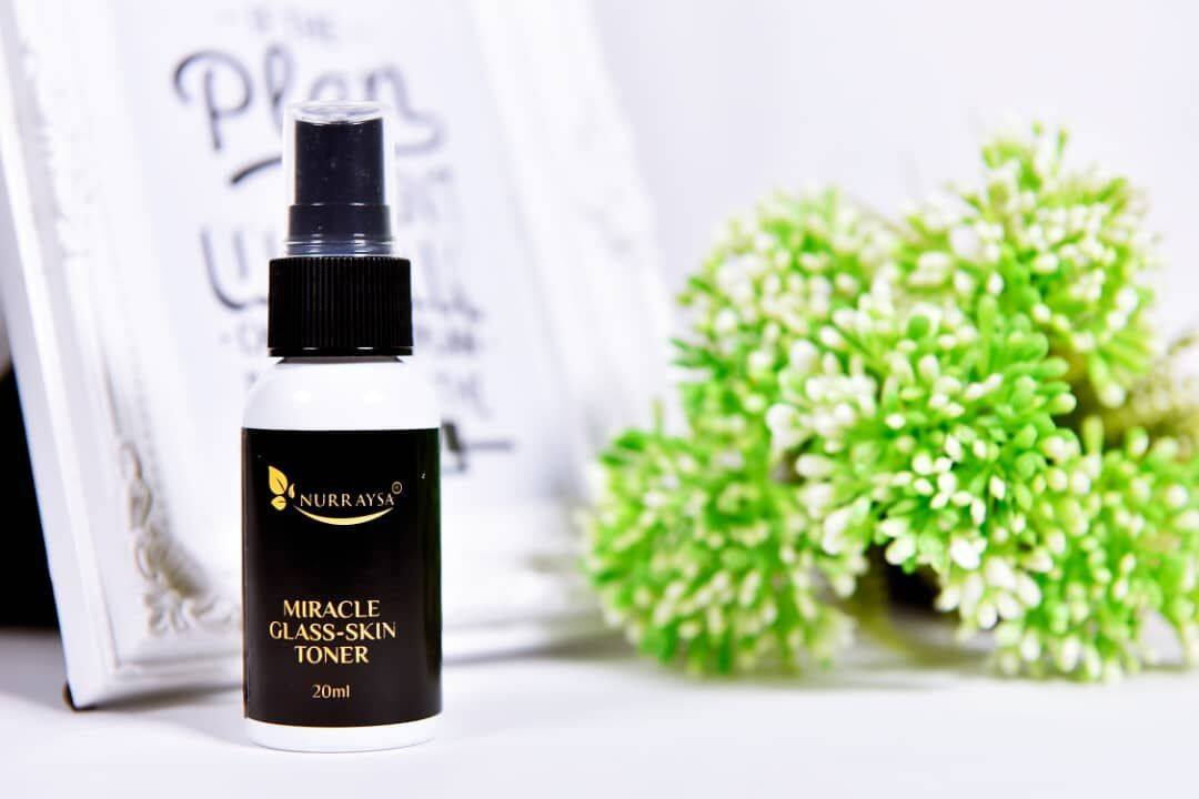MIRACLE GLASS-SKIN TONER by NuRRAYSA