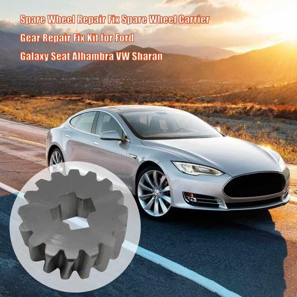 Spare Wheel Repair Fix Spare Wheel Carrier Gear Repair Fix Kit for Ford Galaxy Seat Alhambra VW Sharan (Standard)