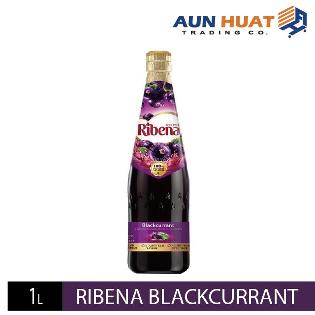 RIBENA BLACKCURRANT 1I