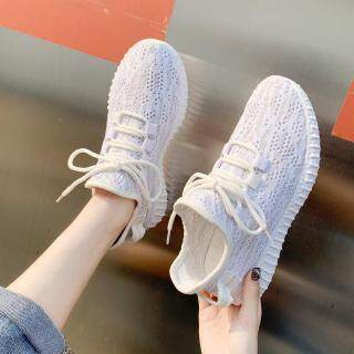 Sports shoes women s 2021 autumn new breathable star coconut shoes female students casual shoes female shoes Y03 thumbnail