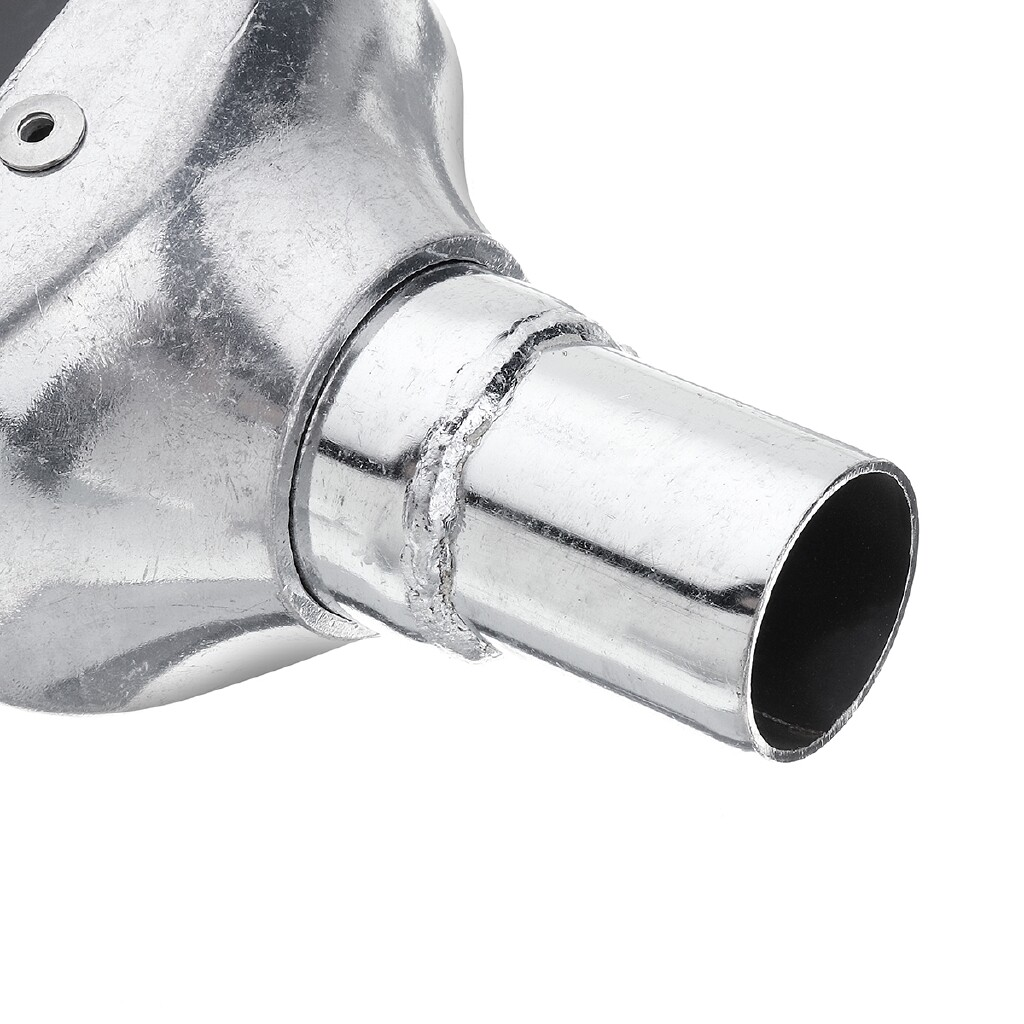 Moto Accessories - 28mm Universal Motorcycle Exhaust Muffler Pipe 50cc 110cc 125cc Pit Dirt Bike AU - Motorcycles, Parts