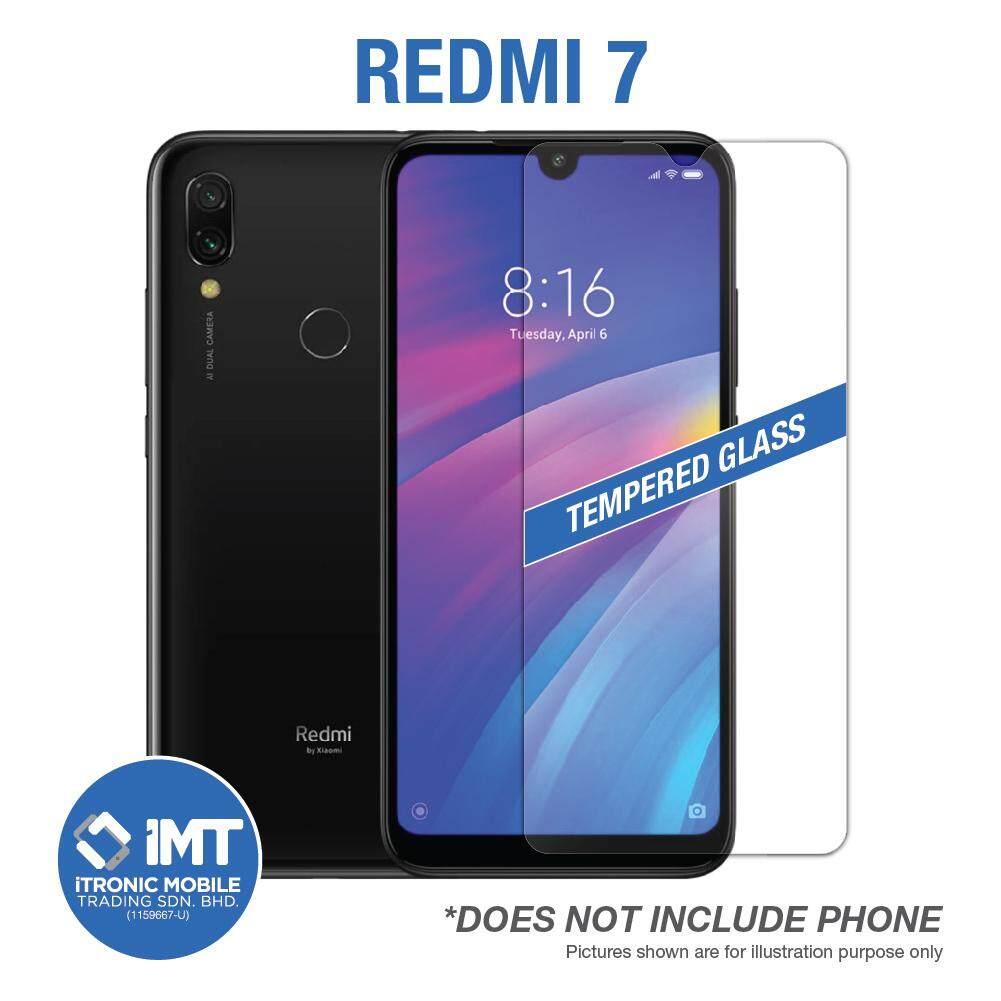 Tempered Glass for XiaoMi Redmi 7