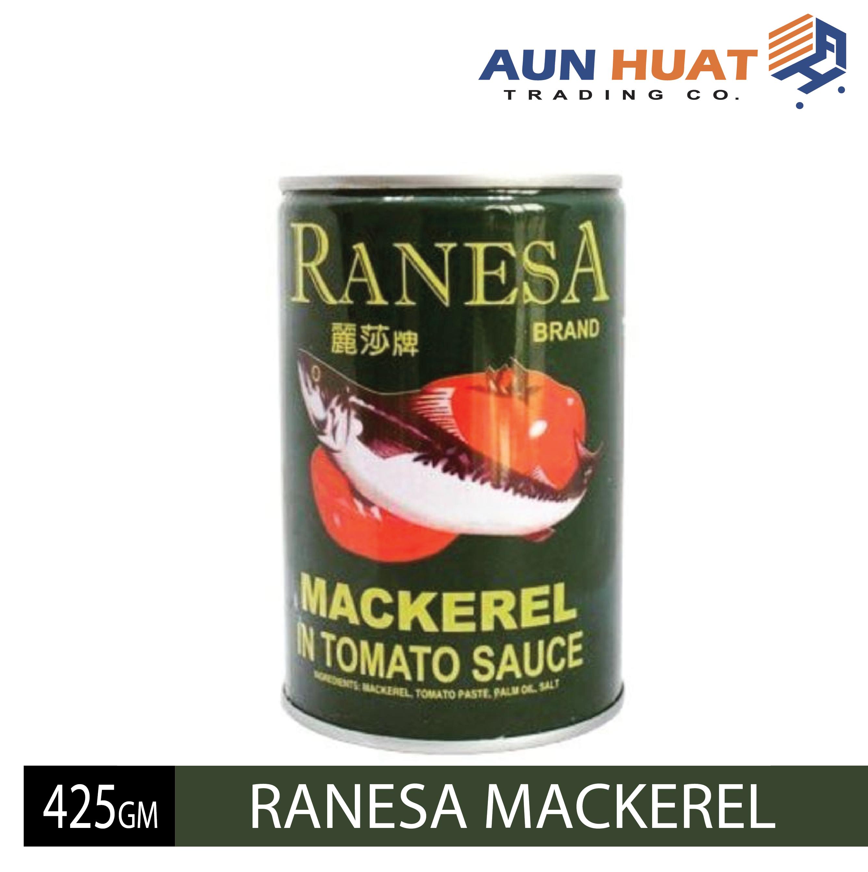 RANESA Mackerel IN TOMATO SAUCE 425GM
