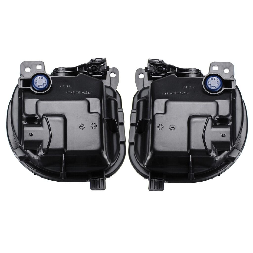 Car Lights - Paar L+R LED Nebelscheinwerfer Schwarz F r BMW 5er F07 F10 GT F11 F18 LCI 13-16 - Replacement Parts