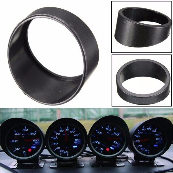 Tyres & Wheels - MaCar Gauge Visor Cap Fits For Oil Pressure Gauges - Car Replacement Parts