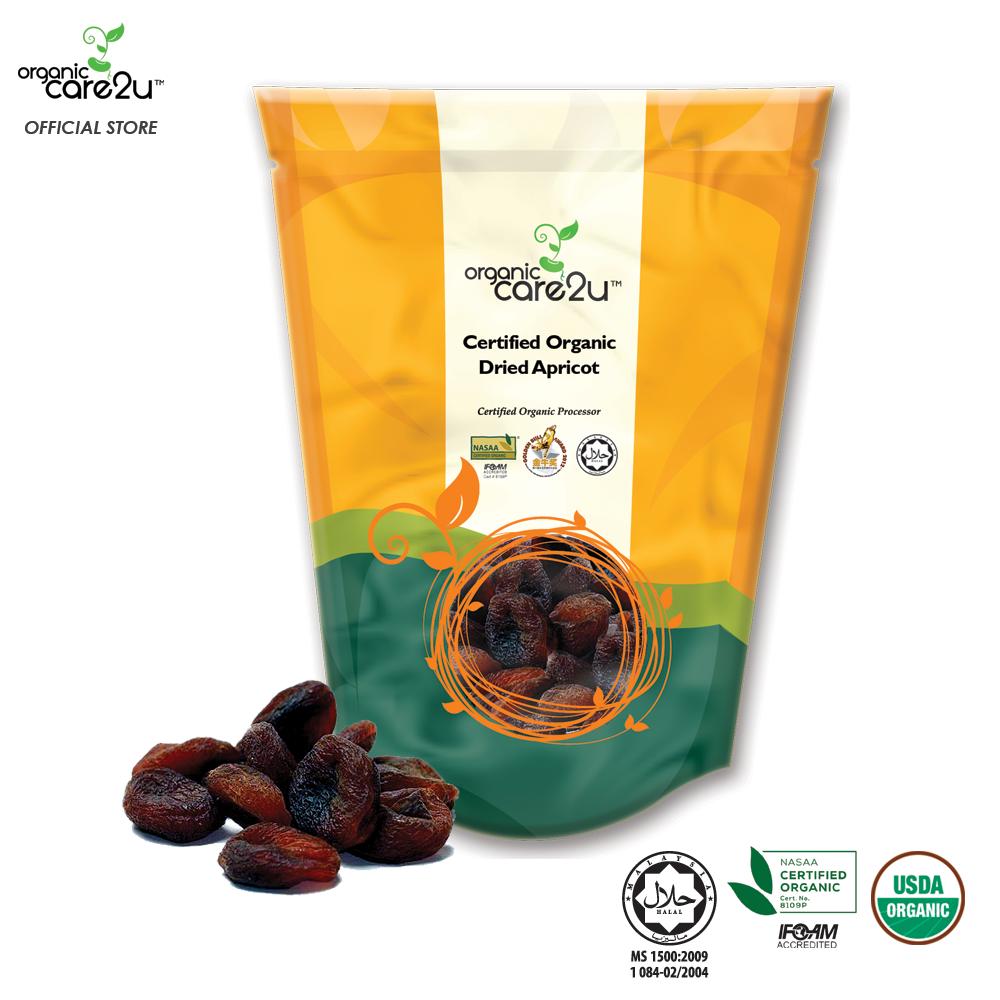 Organic Care2u Organic Dried Apricot (150g)