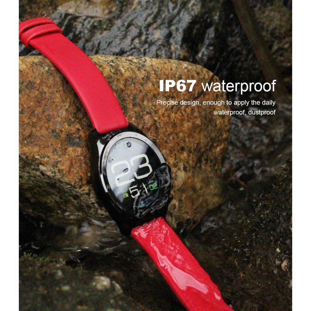 Smart Watch - smart watch - SILVER / BLACK