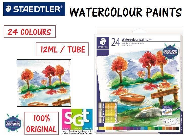 Staedtler Watercolour Paints 24's