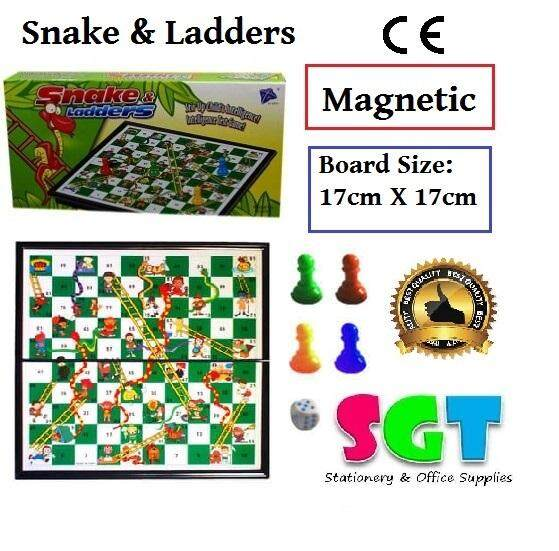 Snake & Ladders Magnetic Game (8309)