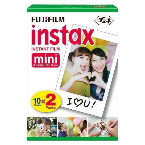 Fujifilm Instax Mini Instant Film EXP 2021-06
