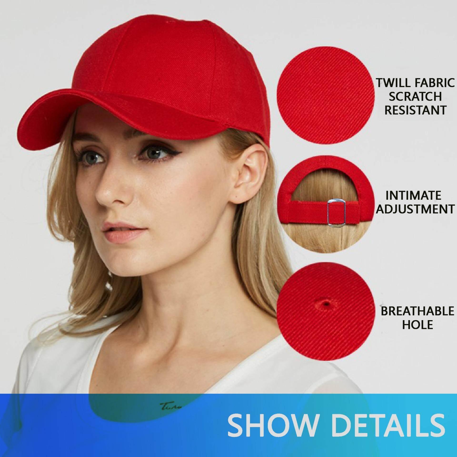 Fashion Sport Cap BASEBALL 6-PANEL Cotton Outdoor Hat