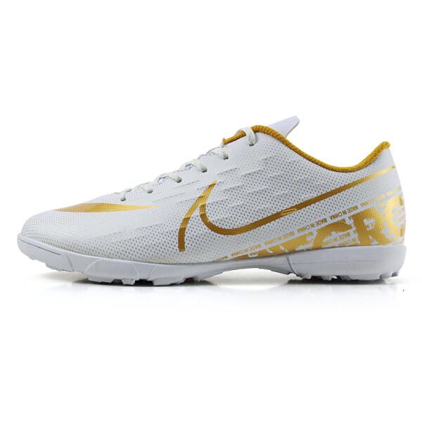 (TF Size35-45) Thời Trang Nam/Trẻ Em Giày Bóng Đá Trong Nhà Turf Giày Thể Thao Giày Bóng Đá Chống Trượt