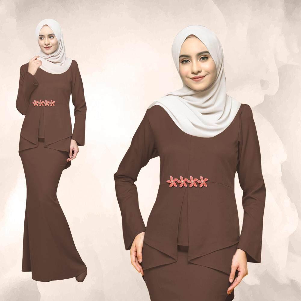 New Collection Baju Kurung Modern by BEM Best Dress for Muslim Womens Terkini