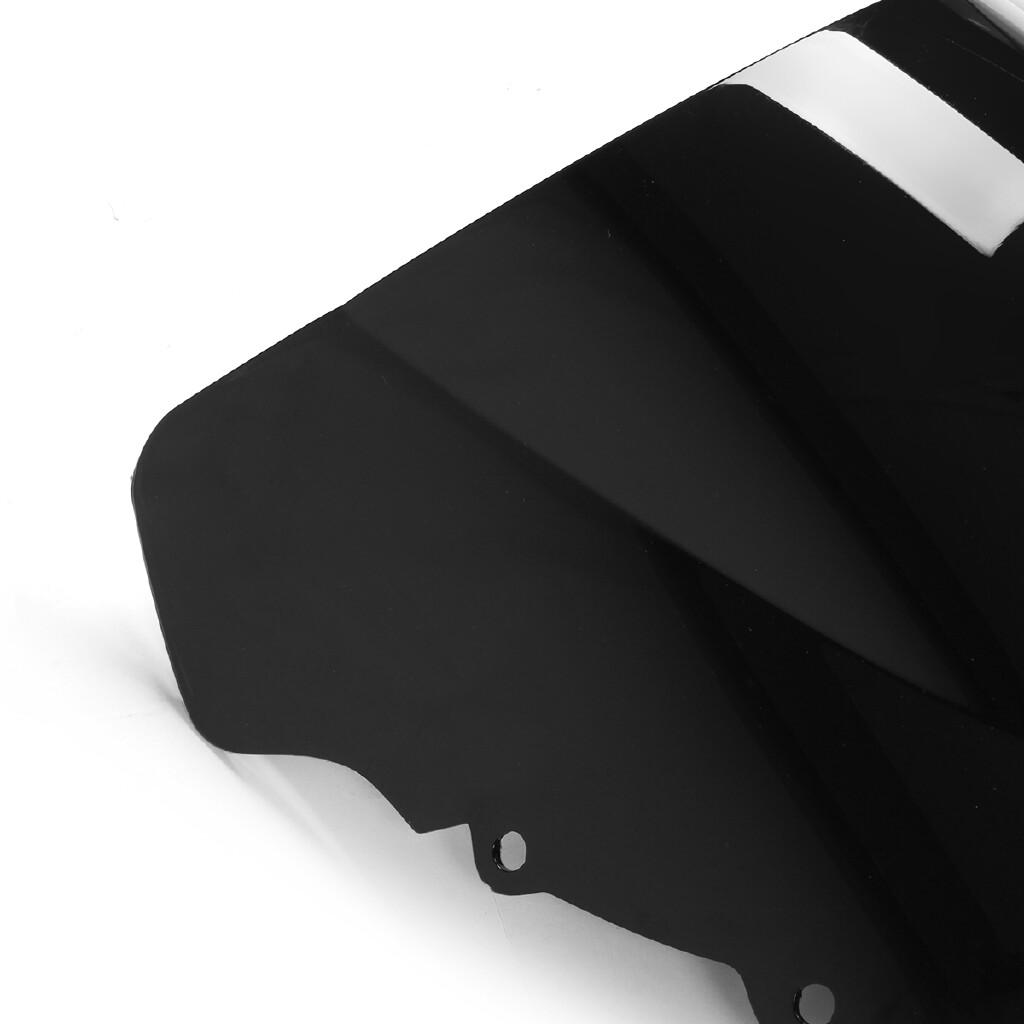 Car Lights - Windshield WindScreen Double Bubble For Honda CBR1100XX Blackbird 96-07 - Replacement Parts