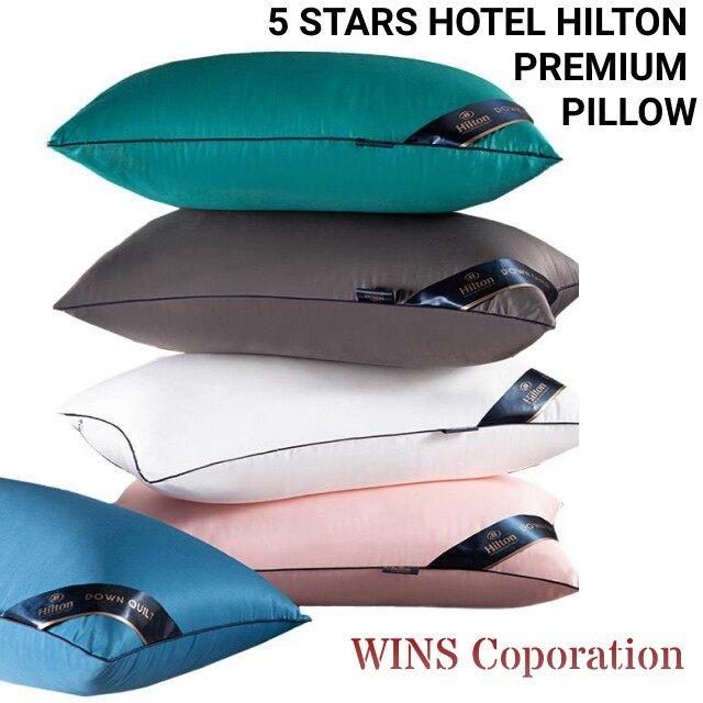 5 STARS HOTEL HILTON PILLOW