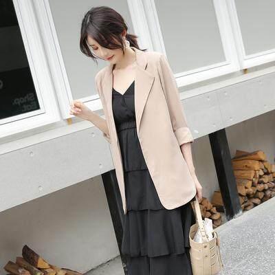 (Pre Order14 Days JYS Fashion Korean Style Women Blazer Collection 525a- 7591col525a-7591--beige-S