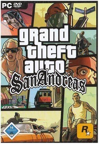 Grand Theft Auto: San Andreas / GTA SAN ANDREAS - PC Offline