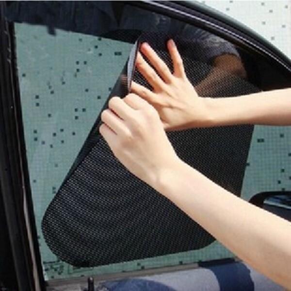 Automotive Tools & Equipment - Car Side Window Sunshade Car Sun Visor Curtains Sunscreen Block Automatic Blinds - Car Replacement Parts
