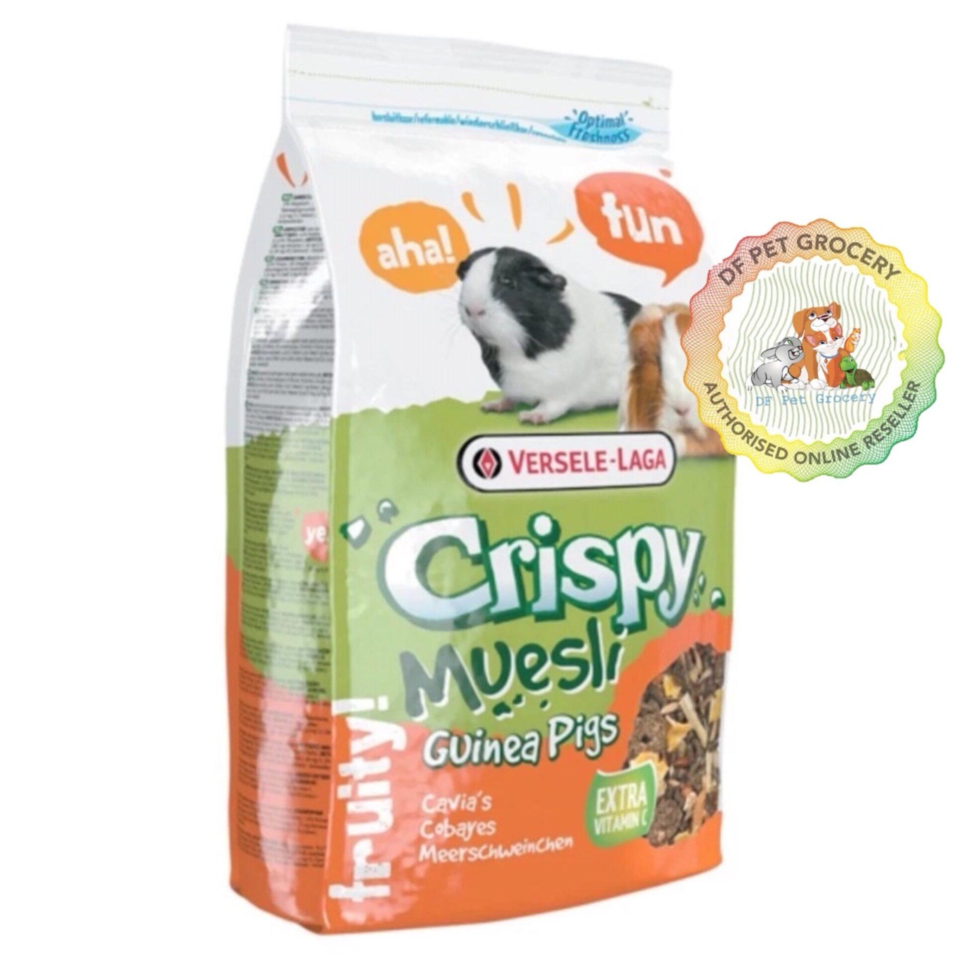 Versele Laga Crispy Muesli Guinea Pigs Food 1kg