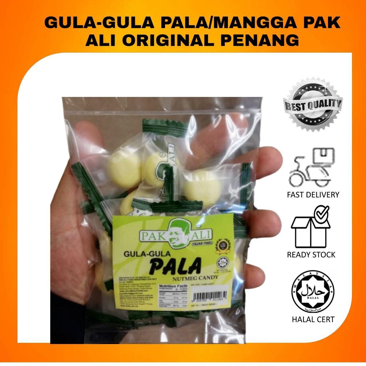 GULA-GULA MANGGA PAK ALI ORIGINAL PENANG (15 BIJI)